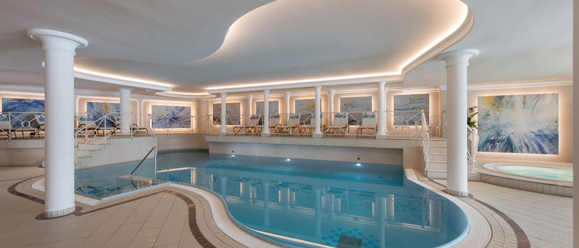 Hotel Bellevue, Obergurgl, Austria - Spa & pool areas.jpg